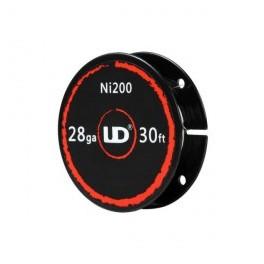 Fil Nickel - Ni200 - UD - Bobine de 10m