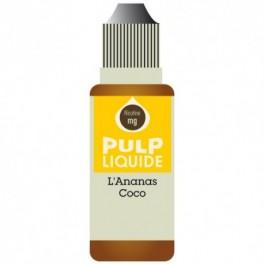 Pulp Ananas Coco 10ml